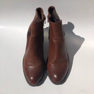 Sonoma Women's Brown Ankle Booties Size 7.5